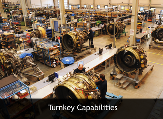 Turnkey Capabilities